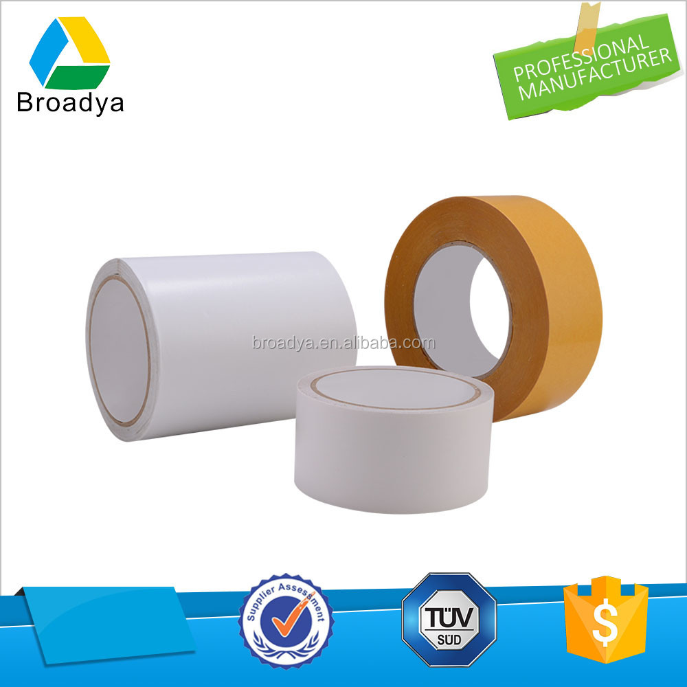 double sided adhesive tissue tape for foam lamination membrane switches computer embroidery