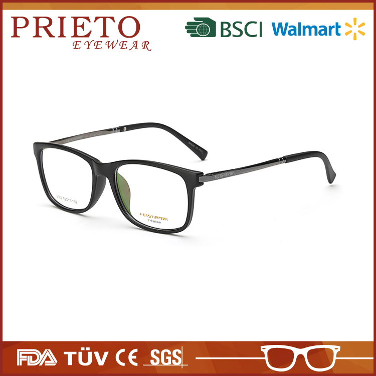 PRIETO eyewear new fashion popular design Tr90 Optical Glasses Frame