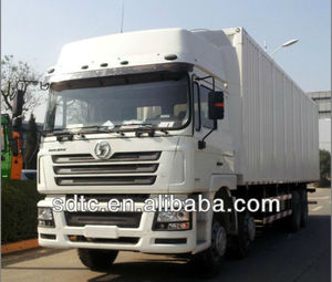 shaanxi D'Long 8*4 cargo / lorry truck