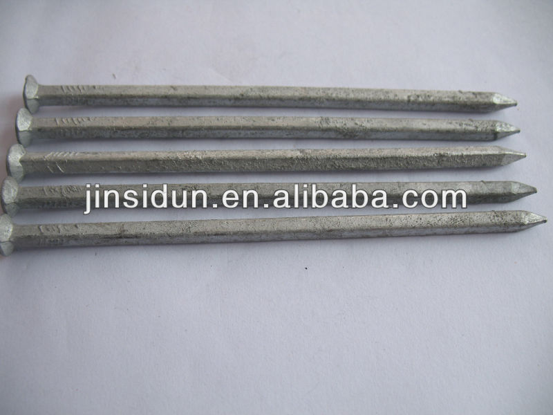 Galvanized Square Boat Nails Factory/boat Nails For Building