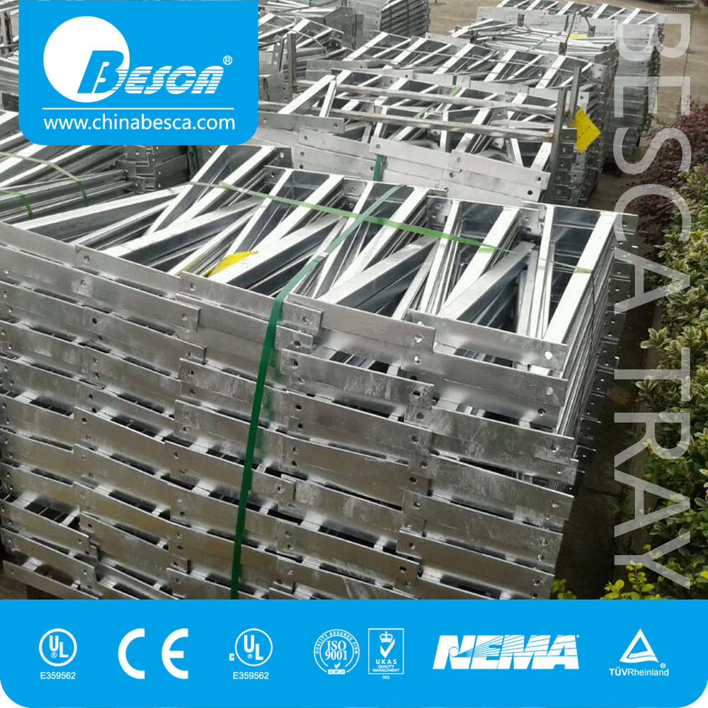 Galvanized Wall Bracket & Cable Tray Support Hot Dipping Finish ...