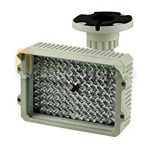 Orange Sources 198 pcs IR LED Illuminator 400ft. IR distance DC 12V 500mA (IR On) Auto activate