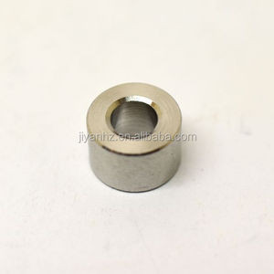 Non standard stainless steel custom collar bushings