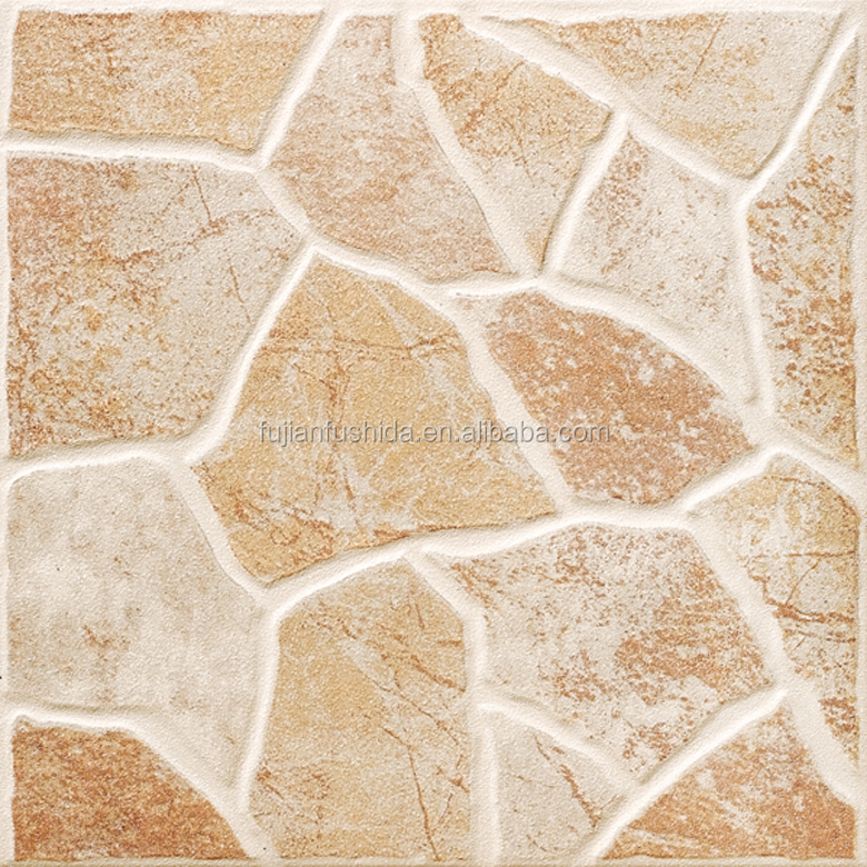 Quickly delivery time 400x400mm D/A payment terms mitte gray glazed porcelain floor tile