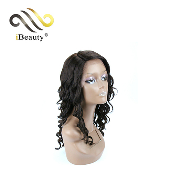 Human Hair Lace Front Wigs Curly Wigs For White Women - Buy Curly Human  Hair Wigs For Black Women 2e6388f83881