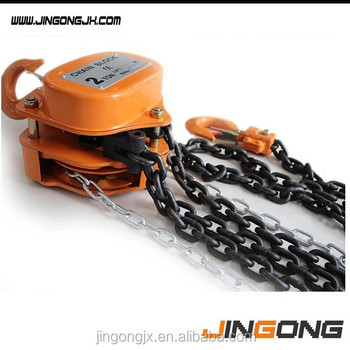 Pulling The Chain Impressive Small Hand Manual Pulling Crane Hoist Handle Pulling Chain Block