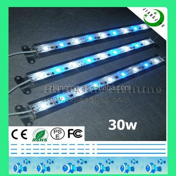 Aquarium Moon Light WaterProof LED Lighting Strip SMD 5050 300 LEDs 20//ft BLUE