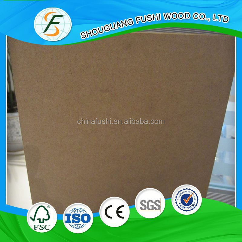 China supplier offer all kinds of plain mdf for furniture