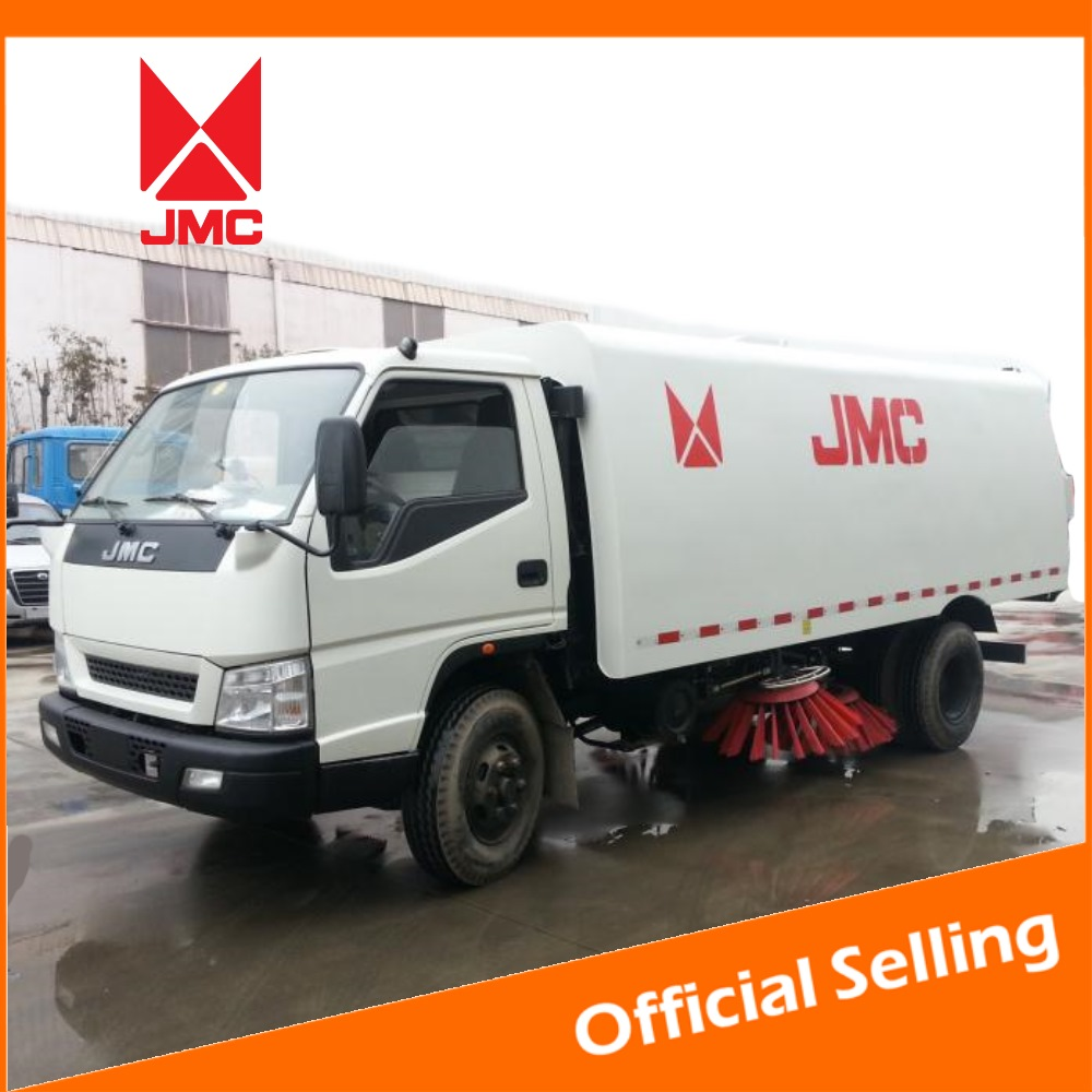 JMC Sweeper Truck automatic operation factory selling