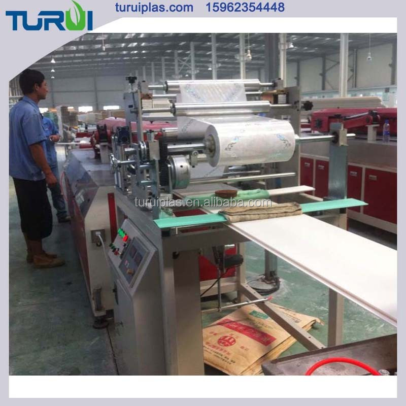 pvc ceiling panel profile production machine conical twin screw extruder <strong>line</strong>
