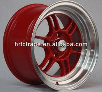 Color Car Wheels Aluminum Rims
