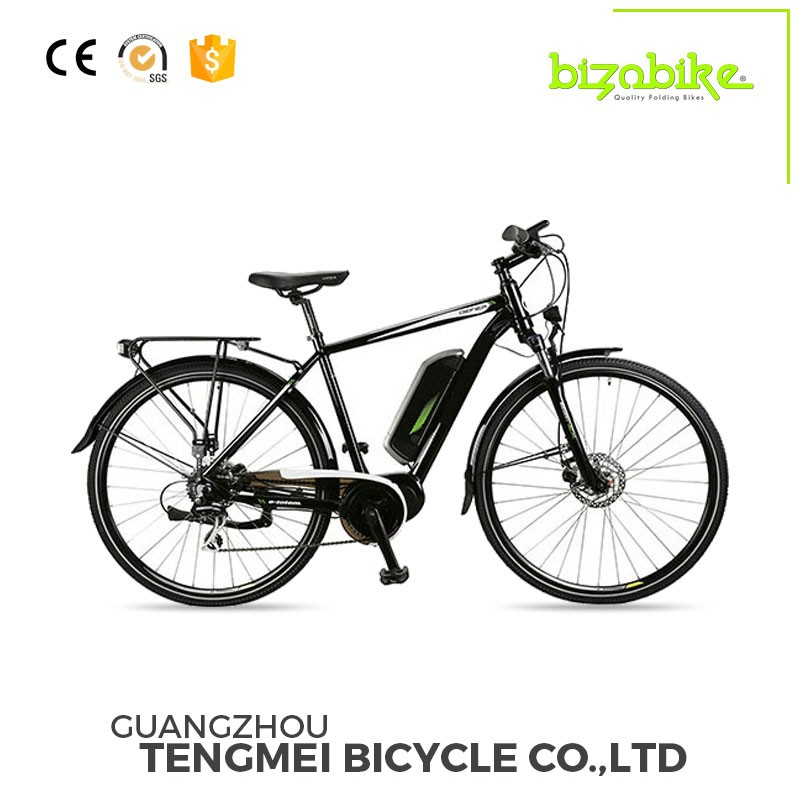 Retro Leisure Best Electric City Bike Made In China
