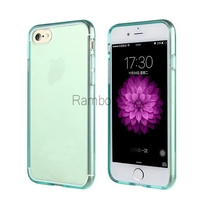 For iPhone 7 Case Cover Transparent Soft TPU Silicon Phone Case Cover