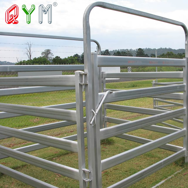 High Tensile Hinge Joint Galvanised Goat Farm Fencing