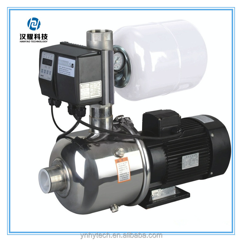 home use variable frequency drive high pressure water pump price
