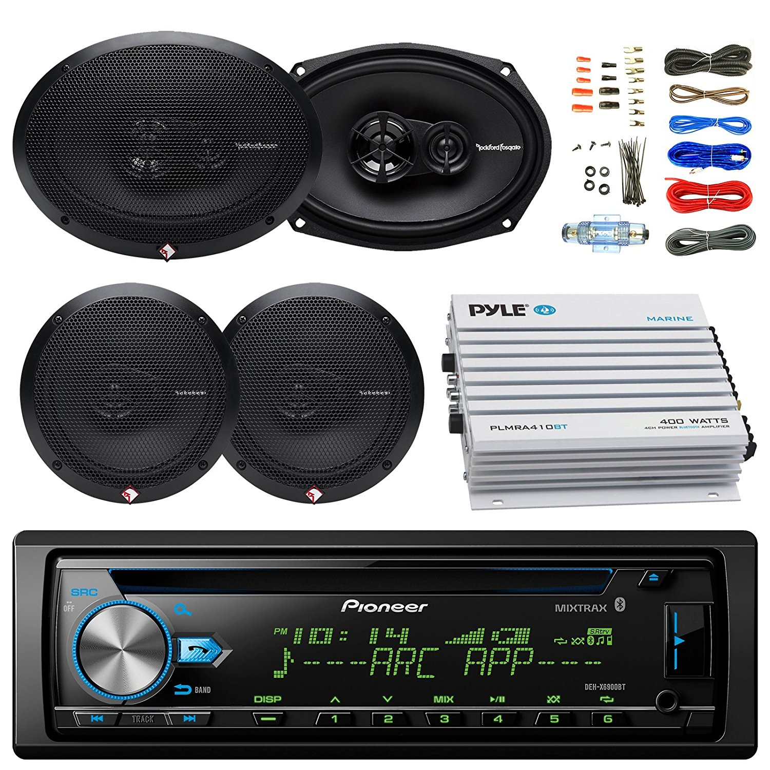 Cheap 5 Amp Watts Find Deals On Line At Alibabacom Watt Fm Amplifier Get Quotations Pioneer Deh S6000bs Car Bluetooth Radio Usb Aux Cd Player Receiver Bundle Combo With
