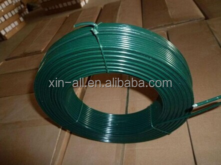 pvc coated wire/small roll with carton box