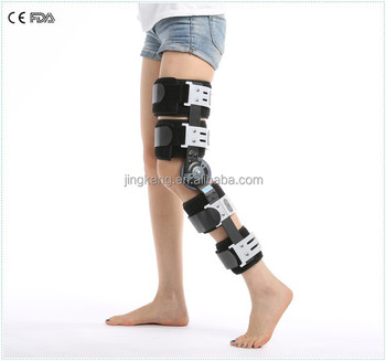8eebc74319 Wholesale of knee ligament hinged knee brace / surgical fracture knee  support / therapy knee pain