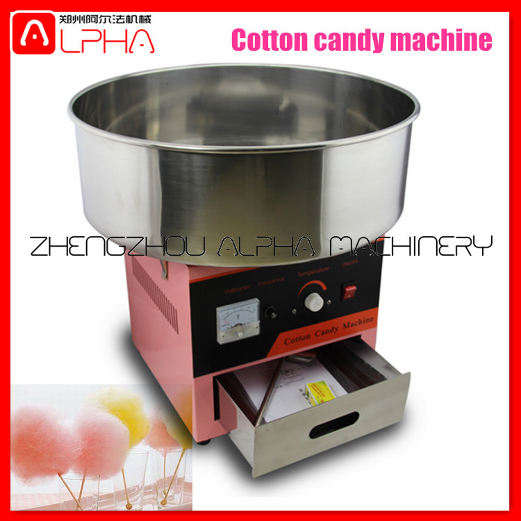 Machine for cotton candy / home cotton candy maker /professional cotton candy machine