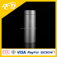 light weight Titanium double wall bottle thermal insulation 500ml