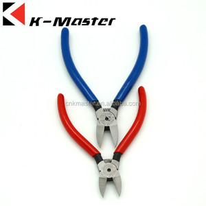"K-Master 6""/150mm CRV plastic cutter plier dipped handle industrial plier hand tool brands"