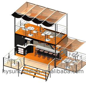 Folding container prefab home house china camping with best service and low price