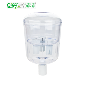Water purifier jug/bottle with filter for water fountain