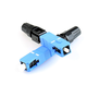 Fiber Optic SC/UPC Mechanical Splice Connector high quality of best price FTTH Fiber Optical Splice Connector