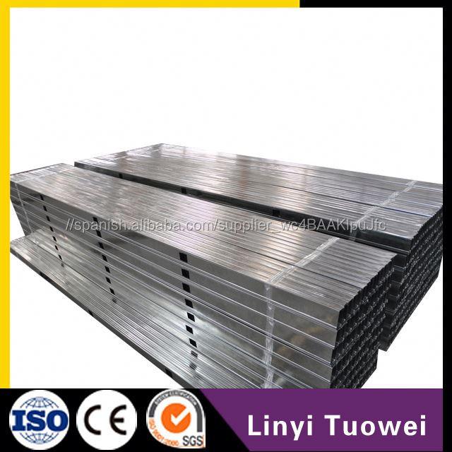 Metal techo encuadre para la partición drywall montante de acero ...