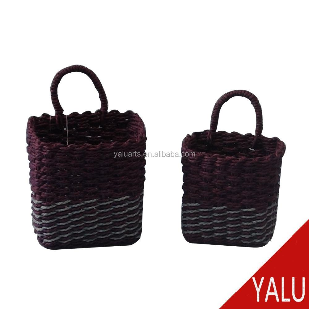 Wall Hanging Basket decorative wall hanging basket, decorative wall hanging basket