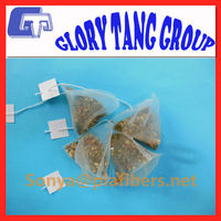 different shape tea bag,round tea bag,ecofriendly and biodegradable