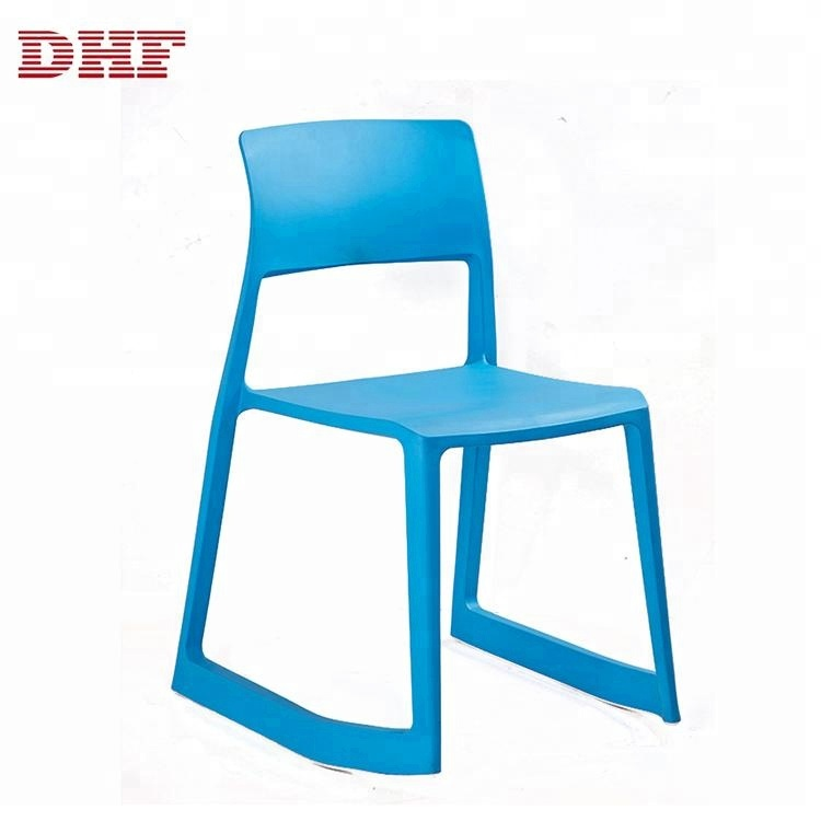 Factory Custom Outdoor Concert Furniture Plastic Child Rocking Chairs