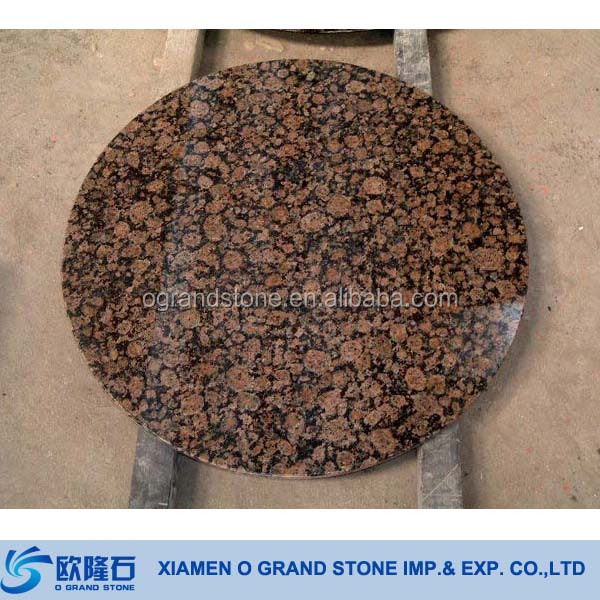 Baltic Brown Granite Stone Tables Round Granite Table Top Granite Lab Table    Buy Granite Lab Tables,Granite Table Top,Granite Stone Tables Product On  ...