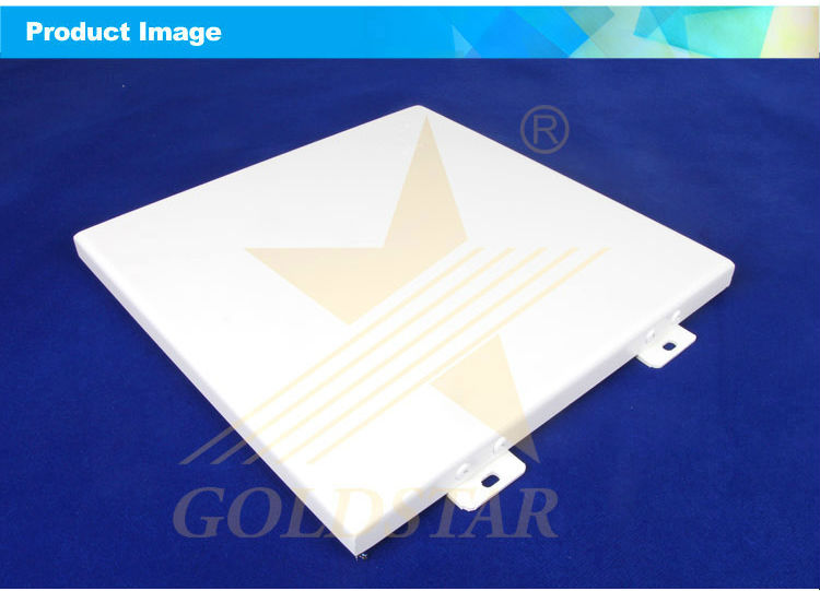 Aluminum cladding sheets with PPG brand PVDF coating