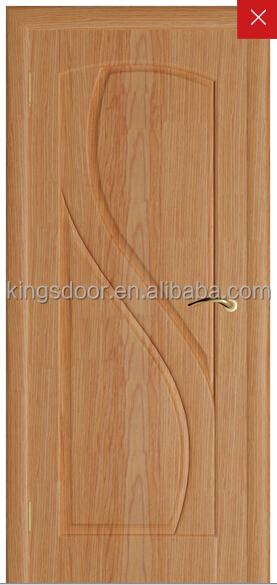 Dernières en bois pvc enduit modèles de portes pour chambre-Portes ...