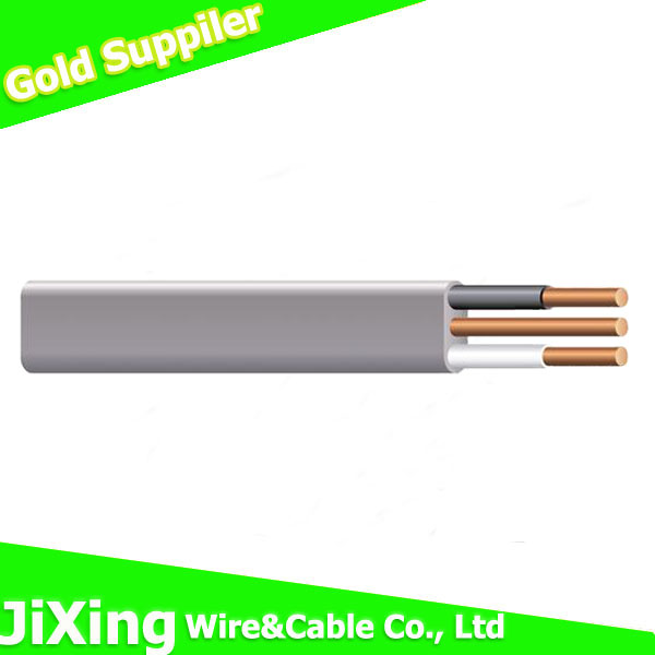 Thermoplastic-sheathed Ul719 Nm-b Romex Cable For Building - Buy ...