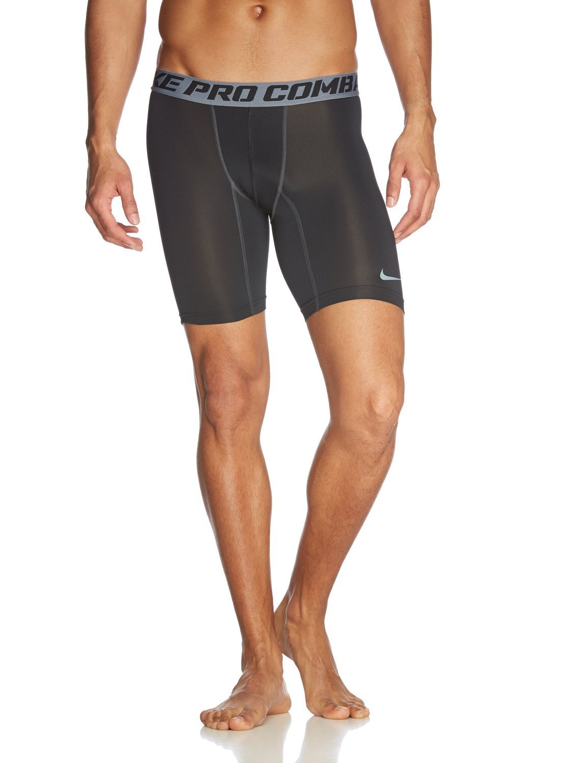 Get Quotations � Nike Pro Core 2.0 6 Inch Compression Shorts-Black (2 Pack)