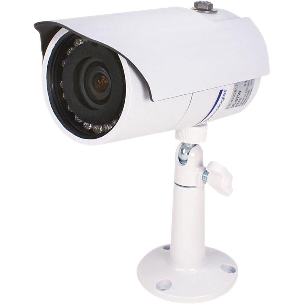 Get Quotations · Speco Technologies VL66 960H Indoor/Outdoor Analog Color  Dual Voltage IR Bullet Camera, 700