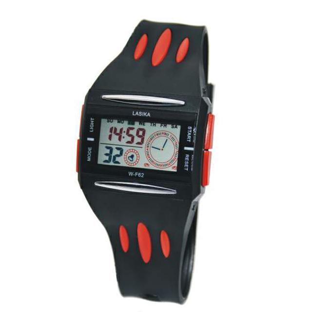 26190944ac4f6 الجملة الرياضية الرقمية ووتش ساعة رجالي ساعة رخيصة الملونة ضوء-ساعات ...