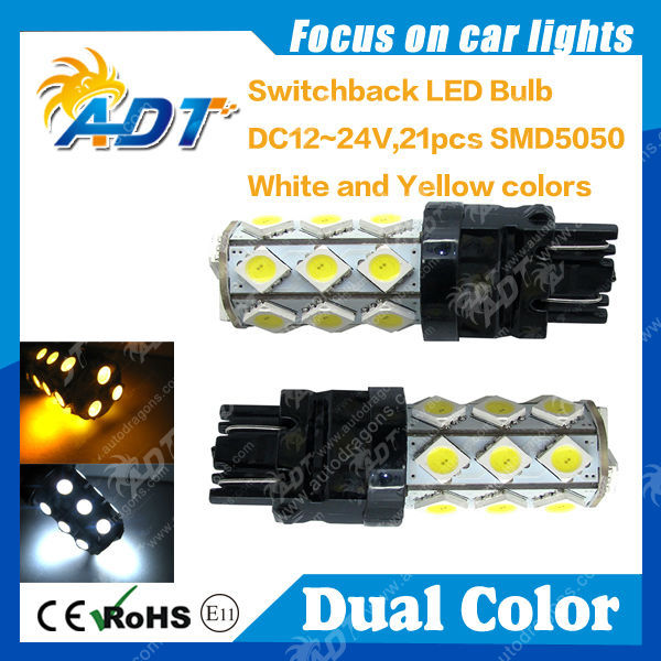 China Supplier 3157 21leds 12v-24v Dc Auto Led Light