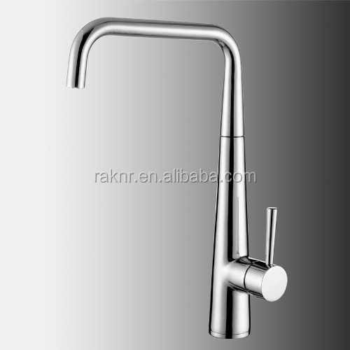 Single Handle Brass German Kitchen Faucet