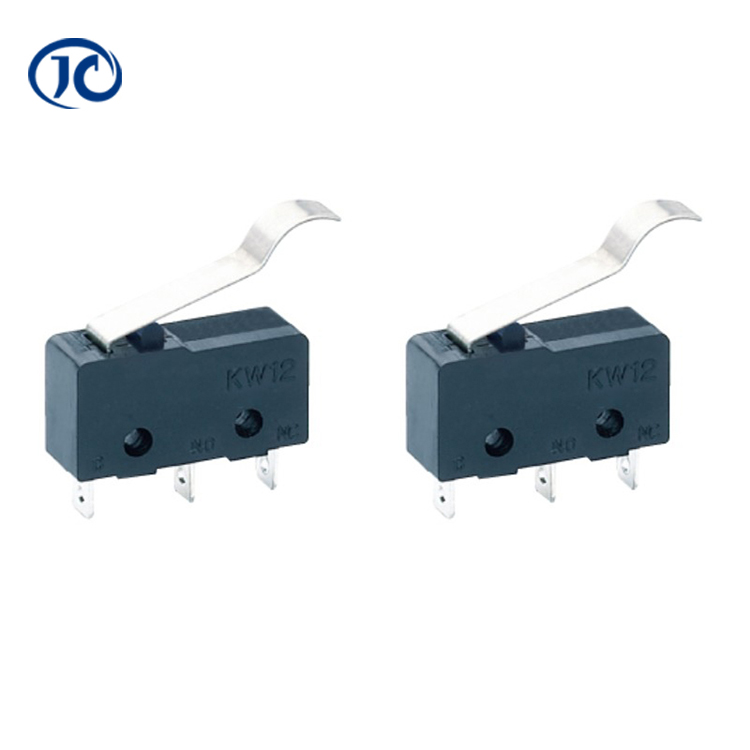 JC-KW12-044 Series lever electrical subminiature micro switch 16A