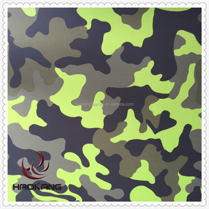230T Camouflage sleeping bag fabric material