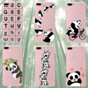 best selling free sample customized panda phone case with low price