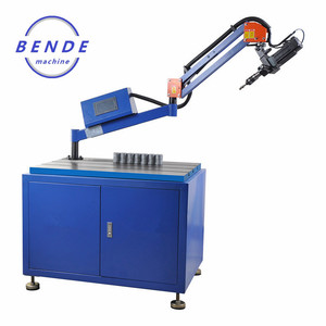 cantilever type pipe threading machine self tapping screw machine BD-F12