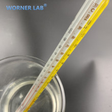 -50-50C und 0-50C Rot <span class=keywords><strong>Flüssigkeit</strong></span> Dual Skala Labor Glas <span class=keywords><strong>Thermometer</strong></span>