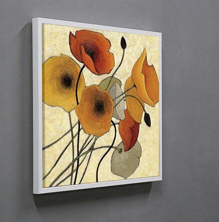Wood Framed Abstract Flower Canvas Art Wall Canvas Wall Art Canvas Wall Prints Buy Canvas Art Wall Canvas Wall Art Canvas Wall Prints Product On