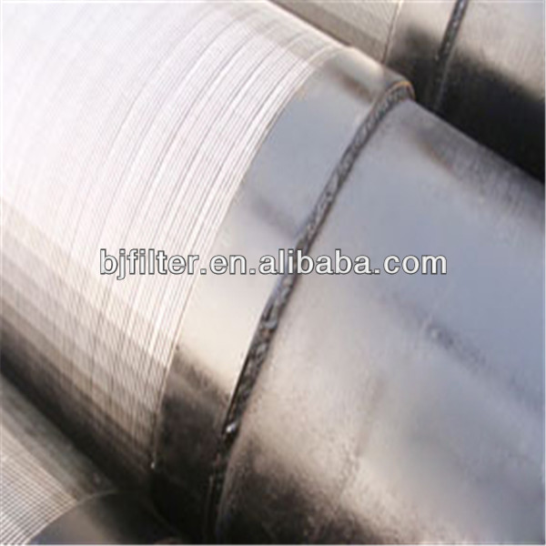 Stainless steel High quality Pipe based well screen