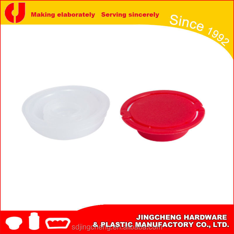42mm gas can spout / plastic cap / tin can plastic caps supplier China
