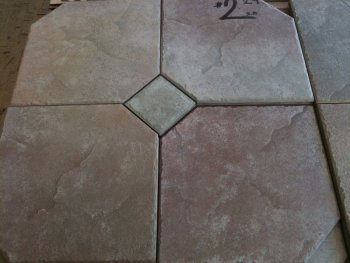 Sold Out Dal Tile French Quarter Bourbon Street Hex
